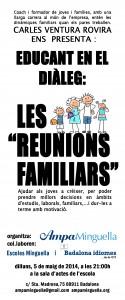 reunions familiars