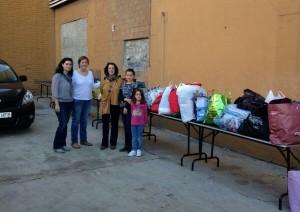 recollida de roba