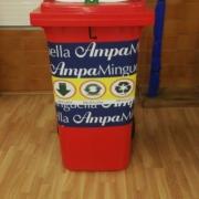 Nou contenidor de reciclatge